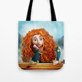 Merida The Brave Tote Bag