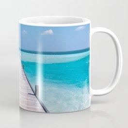 Dock - Tropical Series Coffee Mug