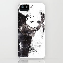 There's an infinite between us iPhone Case
