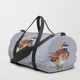 Juvenile Killdeer Duffle Bag