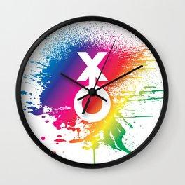 Enby Wall Clock
