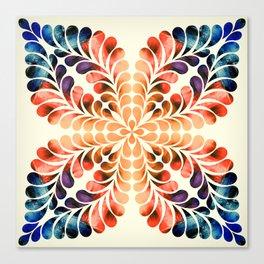 Flourish 53 Canvas Print