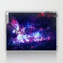 Shadows in the space Laptop & iPad Skin
