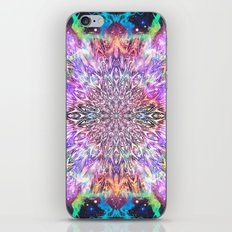 Centaurus Cosmic Mandala iPhone Skin