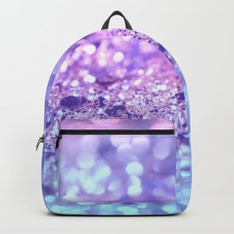 Summer Unicorn Girls Glitter #2 #shiny #pastel #decor #art #society6 Backpack