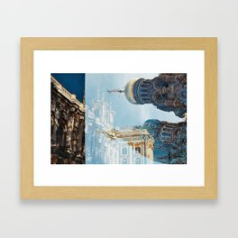 Russian Architecture Framed Art Print