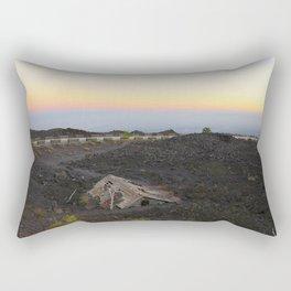 Mt. Etna Rectangular Pillow