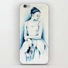 Ballerina Dancer iPhone & iPod Skin