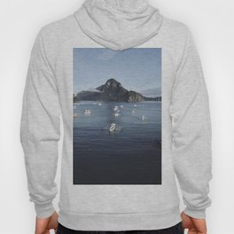 Te Philippines Islands in El Nido Palawan Hoody