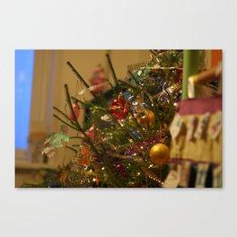 Merry Christmas, Sofi Canvas Print