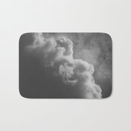 Moody Clouds Bath Mat