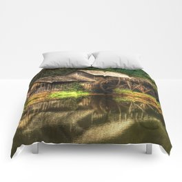 Mabry Mill Comforters