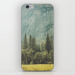 Yosemite Valley IV iPhone Skin