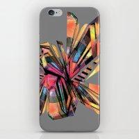 vodka iPhone & iPod Skins featuring vodka by Urban Artist