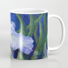 Blue Ruffles Mug