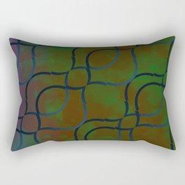 Dark Mermaid Rectangular Pillow