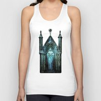bible verses Tank Tops featuring The Dying Verses 2 by Helheimen Design
