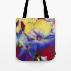 Abstract Flowes 01 Tote Bag
