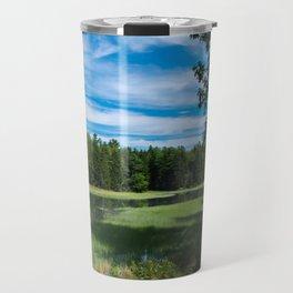 A Maine Marshland Travel Mug