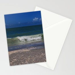 Hitched a Ride on a Wave Stationery Cards