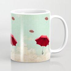 rising into the blue Coffee Mug