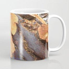 TEXTURES - Manzanita in Drought Conditions #2 Coffee Mug