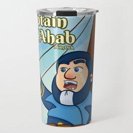 Captain Ahab Travel Mug