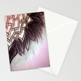 Oil Pastels/Charcoal/Conte Crayon Stationery Cards