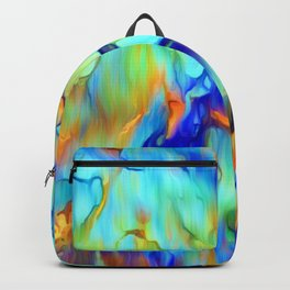 Cascading Waterfall Backpack