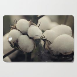 Cotton Field 7 Cutting Board