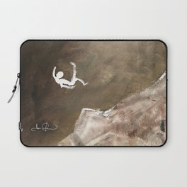 Life is a Series of Falls Laptop Sleeve
