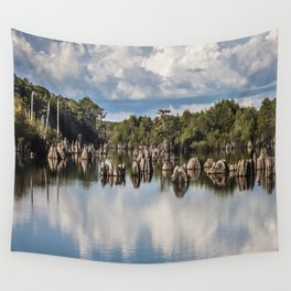 Dead Lakes Florida  Wall Tapestry