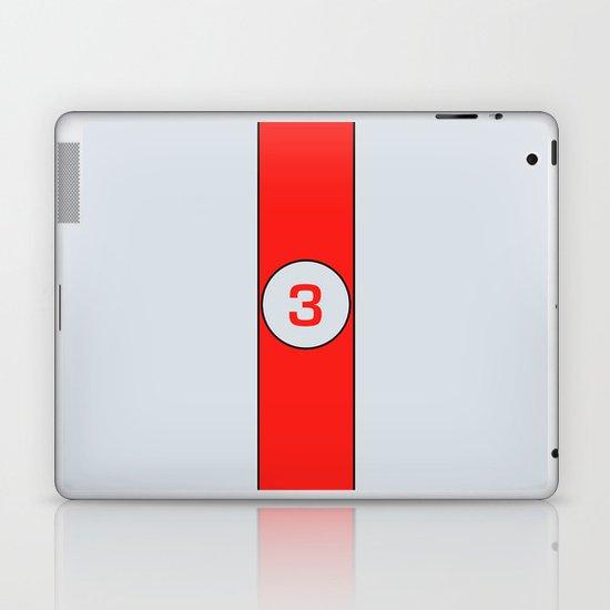 RACING COLOURS- MCLAREN Laptop & iPad Skin