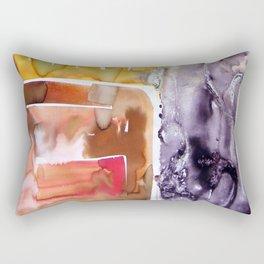 Landscape with Argonauts - Abstract 0036 Rectangular Pillow