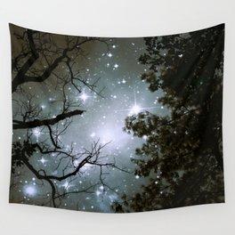 Starry Night Sky 2 Wall Tapestry