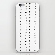 Modern boho dot iPhone & iPod Skin