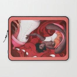Breastfeeding and African-American Women Laptop Sleeve