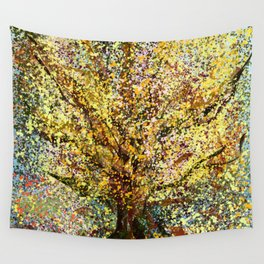 Time Of The Season Wall Tapestry