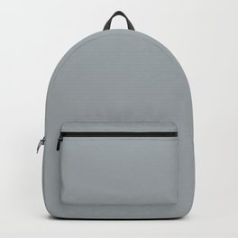 Indianapolis Football Team Silver Gray Solid Mix and Match Colors Backpack