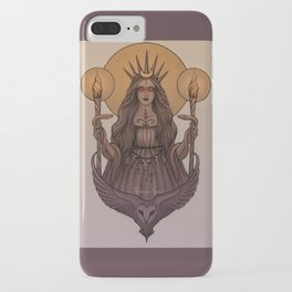 Goddess Hecate iPhone Case