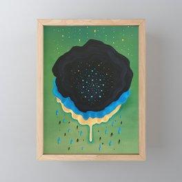 Dollop Framed Mini Art Print