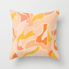 Amorphous in Soft Throw Pillow