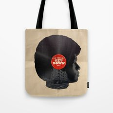 The Get Down Tote Bag