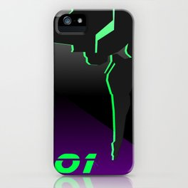 Year of the Eva iPhone Case