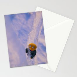 ice climbing gwerg Stationery Cards