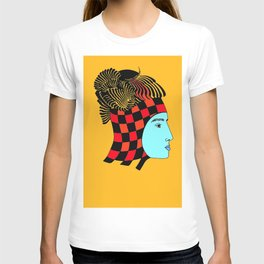 The Checkered Lady T-shirt