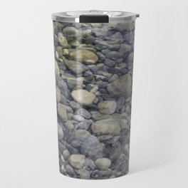 River + rocks Travel Mug