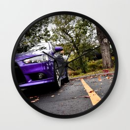 Just a Lancer Wall Clock