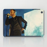 the national iPad Cases featuring The National by Adam Pulicicchio Photography