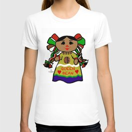 Reina del Cafe T-shirt